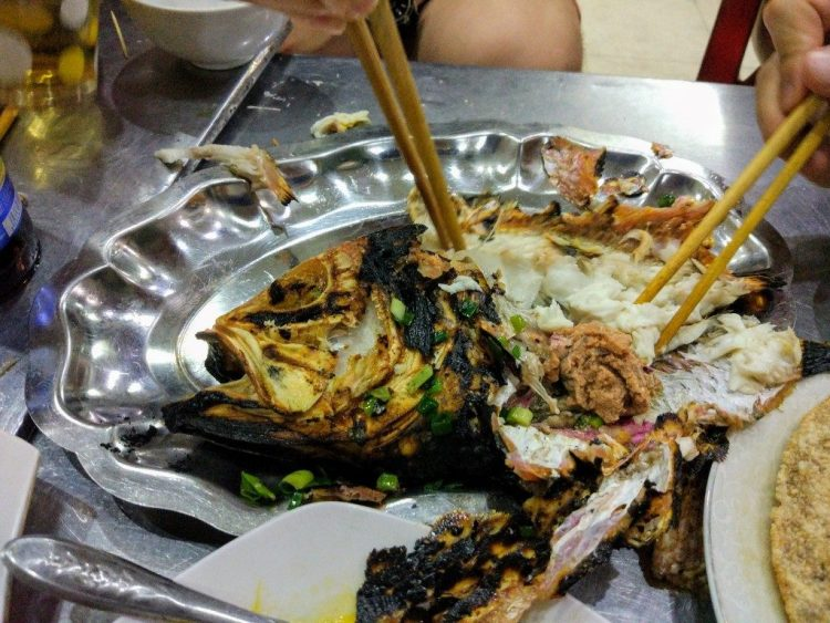da nang food tour, evening food tou