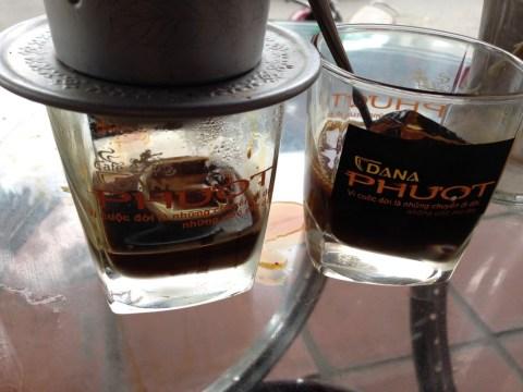 da nang coffee taste test