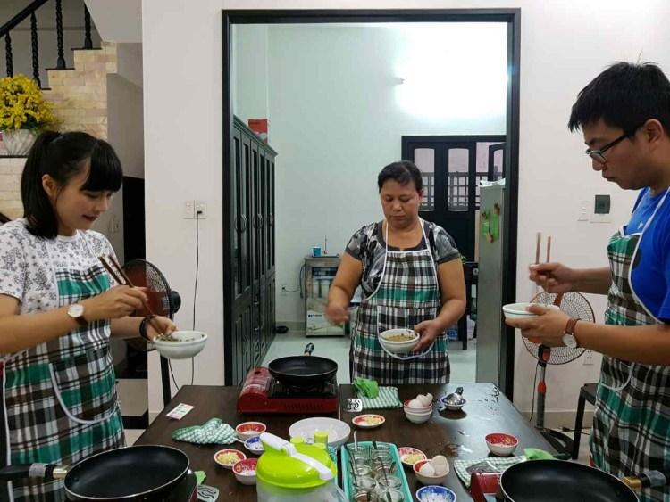 Van's Kitchen cooking class