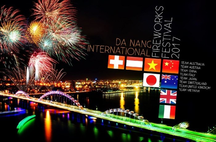 Danang International Firewworks Festival