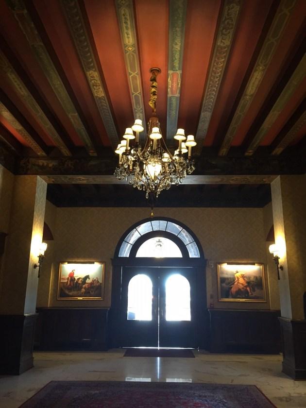 Broadmoor Ceiling, Dana Morris