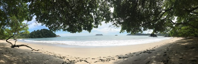 costa rica beach, dana morris, david morris, travel