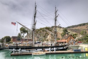 The Dana Point Symphony will feature a one-of-a-kind event on the Pilgrim in March.