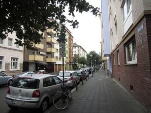 Nackstraße Mainz