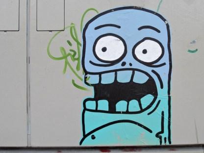 Street Art Mainz Monster 3