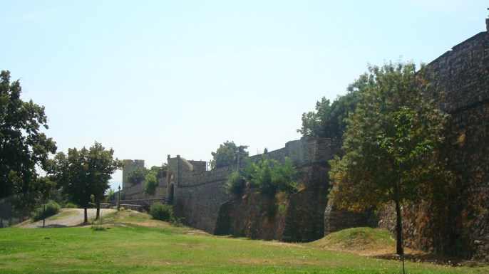 Kale Fortress in Skopje