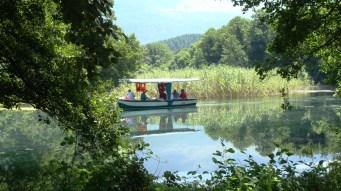 Boat ride on Lake Ohrid's springs (2)