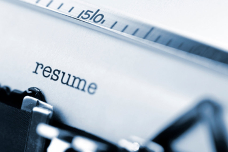 Why Resumes Are Not Enough