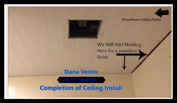 armstrong ceiling, armstrong ceiling planks, diy, diy ceiling installation, basement bathroom ceiling, armstrong ceiling in basement, DIY ceiling install, woodhaven ceiling planks for bathroom, dana vento