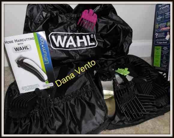 wahl clippers, lithium ion, at home cuts, fathers day, buzz, clip, dana