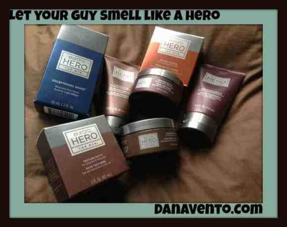 Men's Grooming With HERO, beauty, hair, hair styling, grooming, men's styling, dana vento
