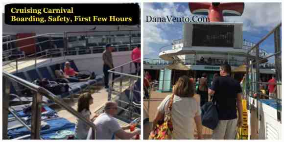 Cruising Carnival, Safety, Security, Luggage & Check-In, boarding, carnival sunshine, cruising, travel, family, boarding on ship, dana vento, carnival cruise lines