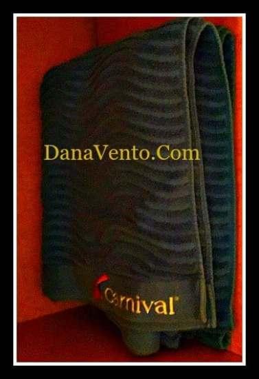 Carnival, Carnival Sunshine, Carnival Sunshine at Dock, Cruising Carnival, Carnival Funship, dana vento, travel, family, Port Canaveral, dana vento, towels, Cruising Carnival Packing Tips Day One