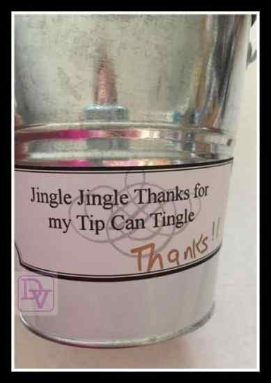 8 Very Effective Tip Jars, tipping, money, ice cream, tip jars, tips, dana vento