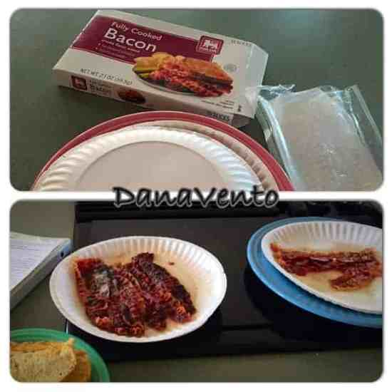 Paper plate hack, how to use a paper plate, uses of a paper plate, microwave, spatter, grease, cross -contamination, spatter, food allergies, grease, moisture, pizza, foods, easy to use, disposable, kitchen, travel, food blogger, travel blogger , dana vento
