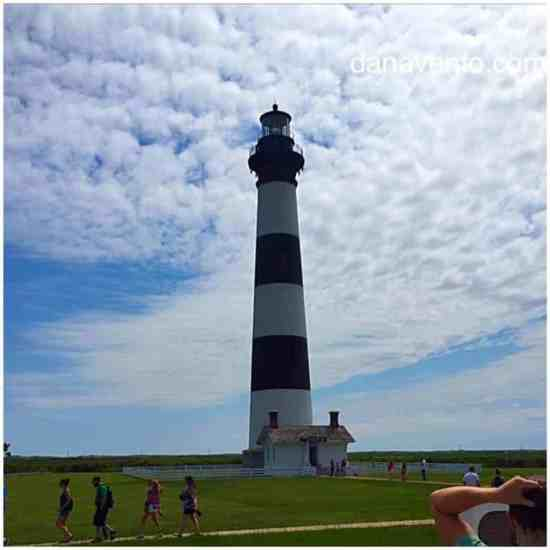 bodie island, north carolina, tourism, outer banks, touring, vacation destination, travel, family time, history, 3rd light house, north carolina, obx, nags head, travel blogger,12 Facts About The Bodie Island Lighthouse