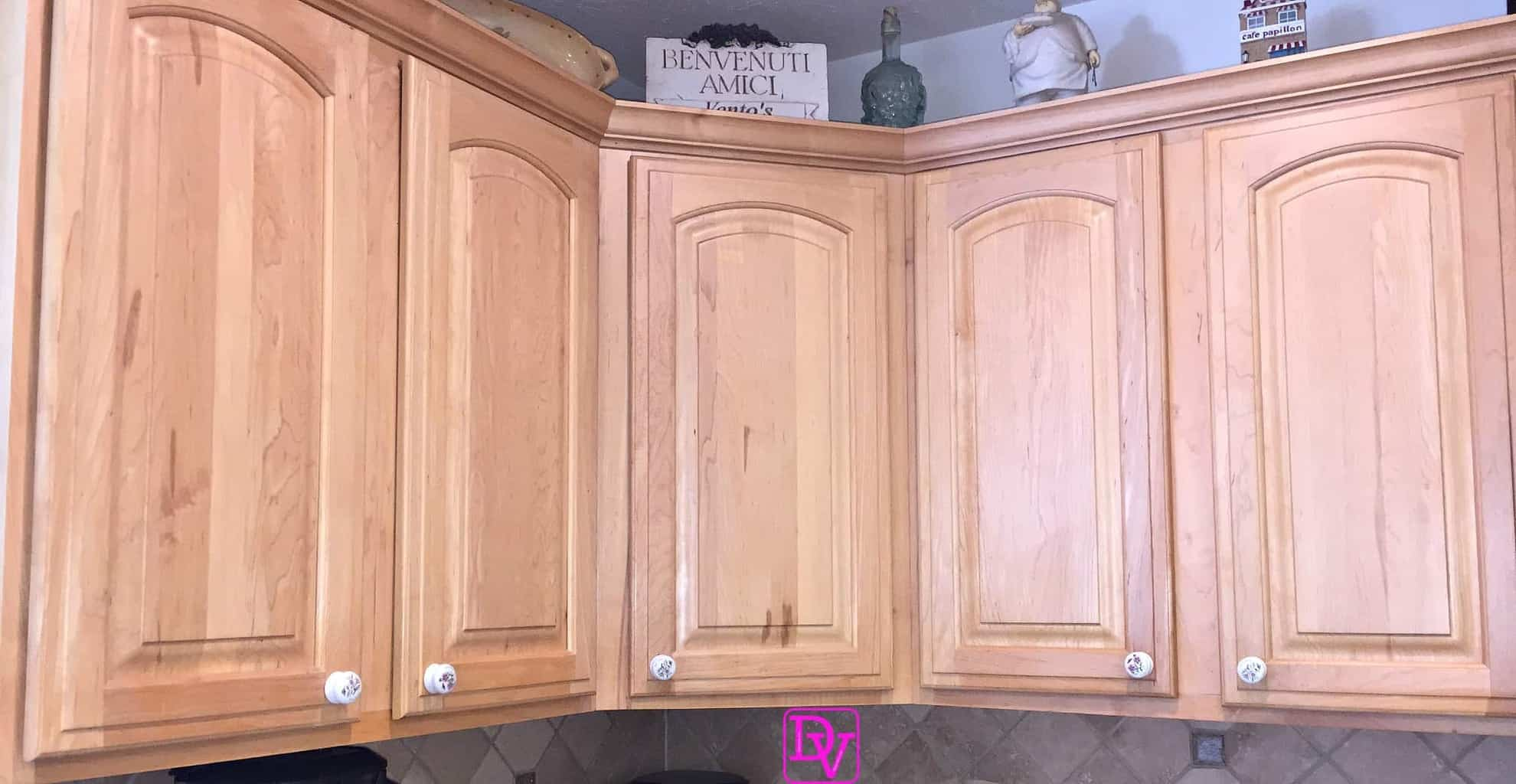 How To Replace Kitchen Cabinet Hardware, Diy, Diy Blogger, Project, Kitchen,