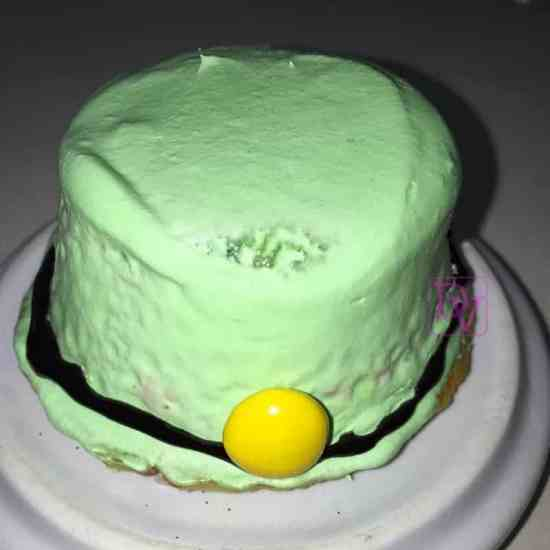 lEPRECHUAN HAT, SINGLE HAT, BAKING, FOOD, RECIPE, FOOD RECIPE, DESSERT RECIPE, SWEETS, CAKES