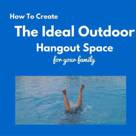 how to create the ideal outdoor hangout space for your home, lighting, feet, rugs, diy, yard, landscape, changes, fast, easy, seating, family, summer, spring, How to Create The Ideal Outdoor Hangout Space For Your Home