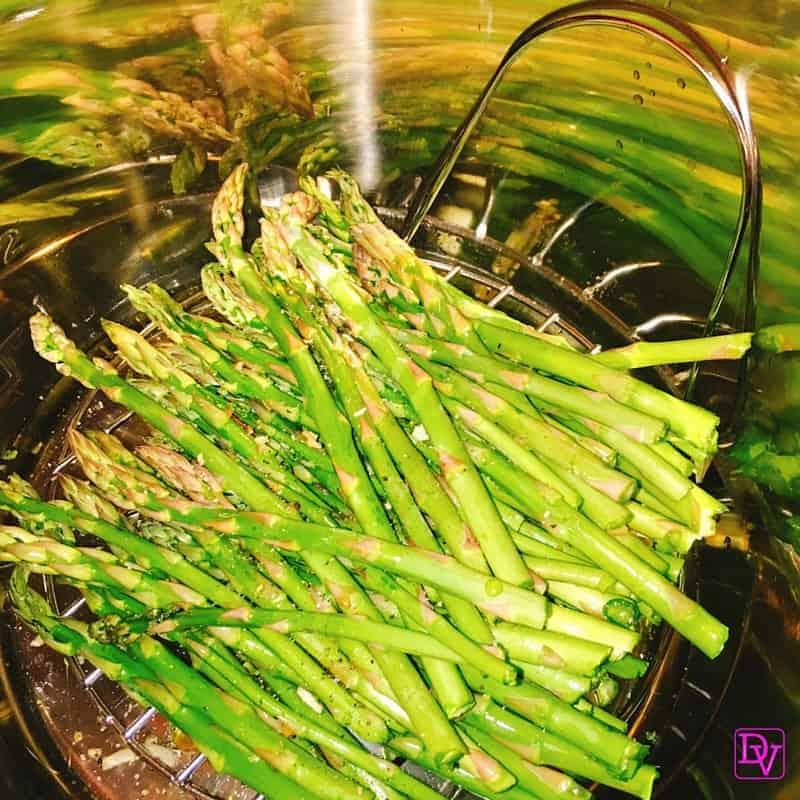 Best Insta Pot Asparagus