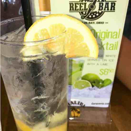 Reel Bar Cocktail