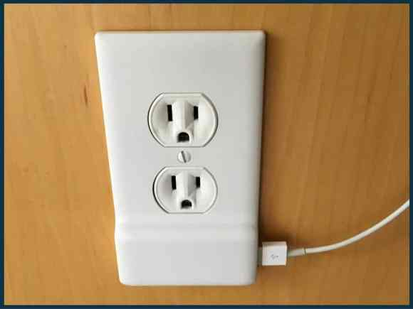 usb, snappower, charging station, electric, diy blogger, 2 Tips For Updating Your Cover Plates