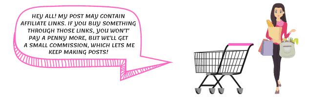 affiliate disclosure shopping