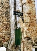 Old school urinal