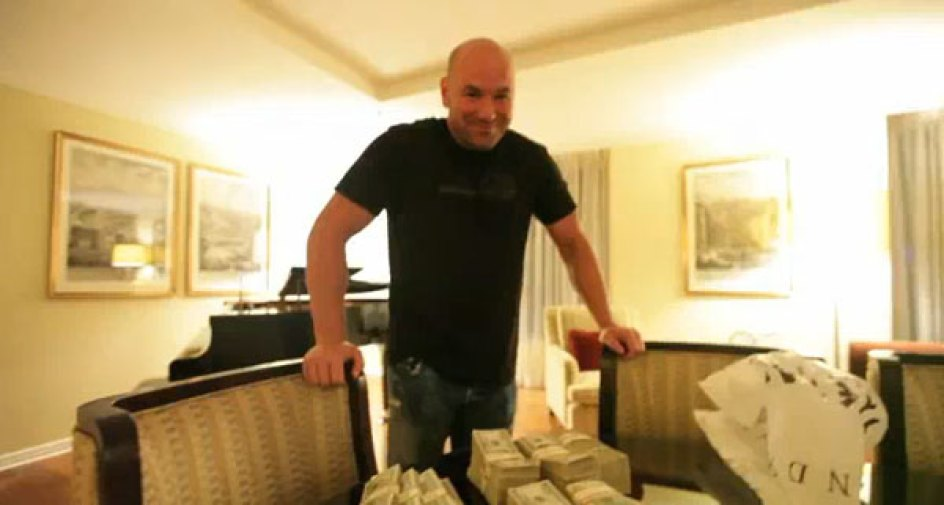 Image result for dana white rich