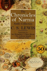 the chronicles of narnia 199x300 - Favorite childhood books: things that inspire