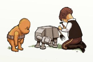 Wookie the Chew (c) James Hance. All rights reserved.