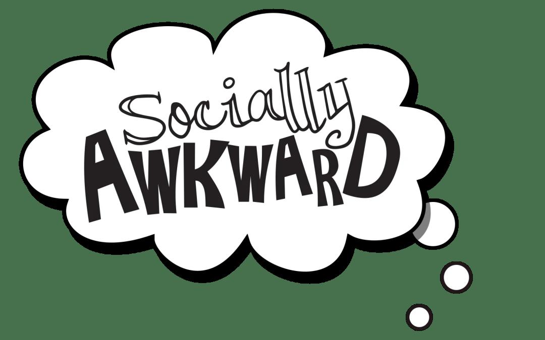 socially awkward web comic
