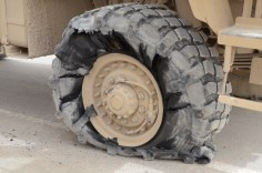 Time for a new tire