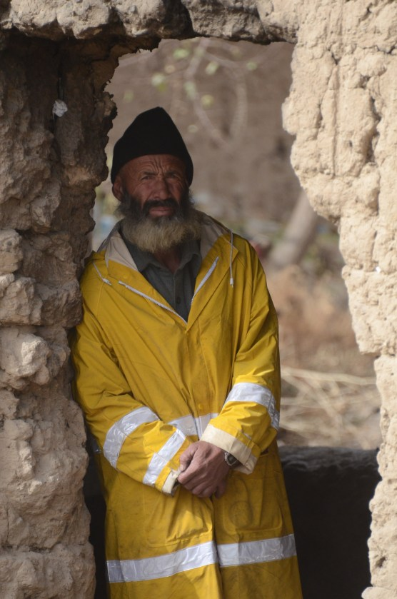 The ANP cook...reminded me of the Gorton's Fisherman