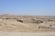 About half of this village is an illegal squatter's village that is scheduled to be razed