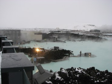 The Blue Lagoon is a remarkable place
