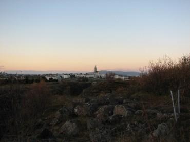 looking towards downtown Reykjavik
