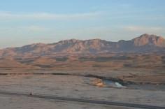 Mountains near FOB Mescall