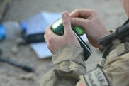 the little portable radios are a big hit with the Afghans