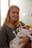Jack meets big sis Kaylin