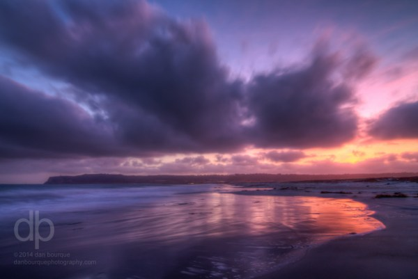 Moving Color landscape photo by Dan Bourque