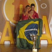 Rafael Barros e Carine Moraes são os novos Campeões do Puerto Rico Salsa Open!