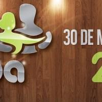 Samba Funkeado, nos pés de Léo Fortes e Robertinha, será um dos destaques do BAILA FLORIPA 2013!