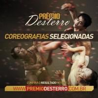 FESTIVAL DE DANÇA PRÊMIO DESTERRO - COREOGRAFIAS SELECIONADAS