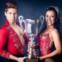 Carine Morais e Rafael Barros estarão no Congresso Mundial de Salsa em SP!