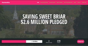 Saving Sweet Briar raises $2.6 million