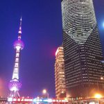 上海タワー 東方明珠電視塔