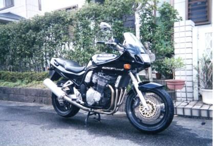 SUZUKI GSF1200F(2001-2009)