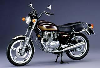 HONDA HAWKⅡ(1980-1987)