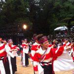 高知YOSAKOI祭 徳島阿波踊りを初めて観覧